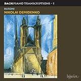 Bach-Busoni: Transcriptions