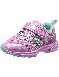 [シュンソク] 運動靴 通学履き ガール レモンパイ SYUNSOKU SLIM LEC 5250 15cm~19cm 1E ガールズ