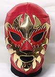 ソラール(Hi-GradeセミプロFDXマスク)赤プンティーニ/金・赤