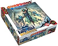 Guardian's Chronicles: the True King of Atlantis Board Game [並行輸入品]