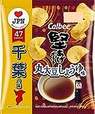 カルビー 堅あげポテト 丸大豆しょうゆ味 58g ×12袋