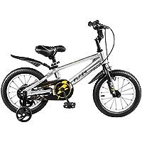 YANFEI 子ども用自転車 子供用自転車14インチ16インチ18インチ12インチ男性と女性のベビーカー3歳6歳の自転車 子供用ギフト