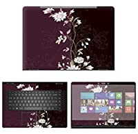 decalrus Protective Decal Skin Sticker for HP Spectre x360 Convertible 15-BL152NR 15-BL012DX 15-BL075NR 15-BL112DX (15.6 Screen) case cover wrap HPspecX360_BL152NR-54