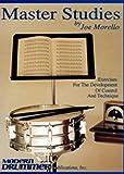 Master Studies by Joe Morello(1986-11-01)