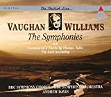 Vaughan Williams;Comp.Symps