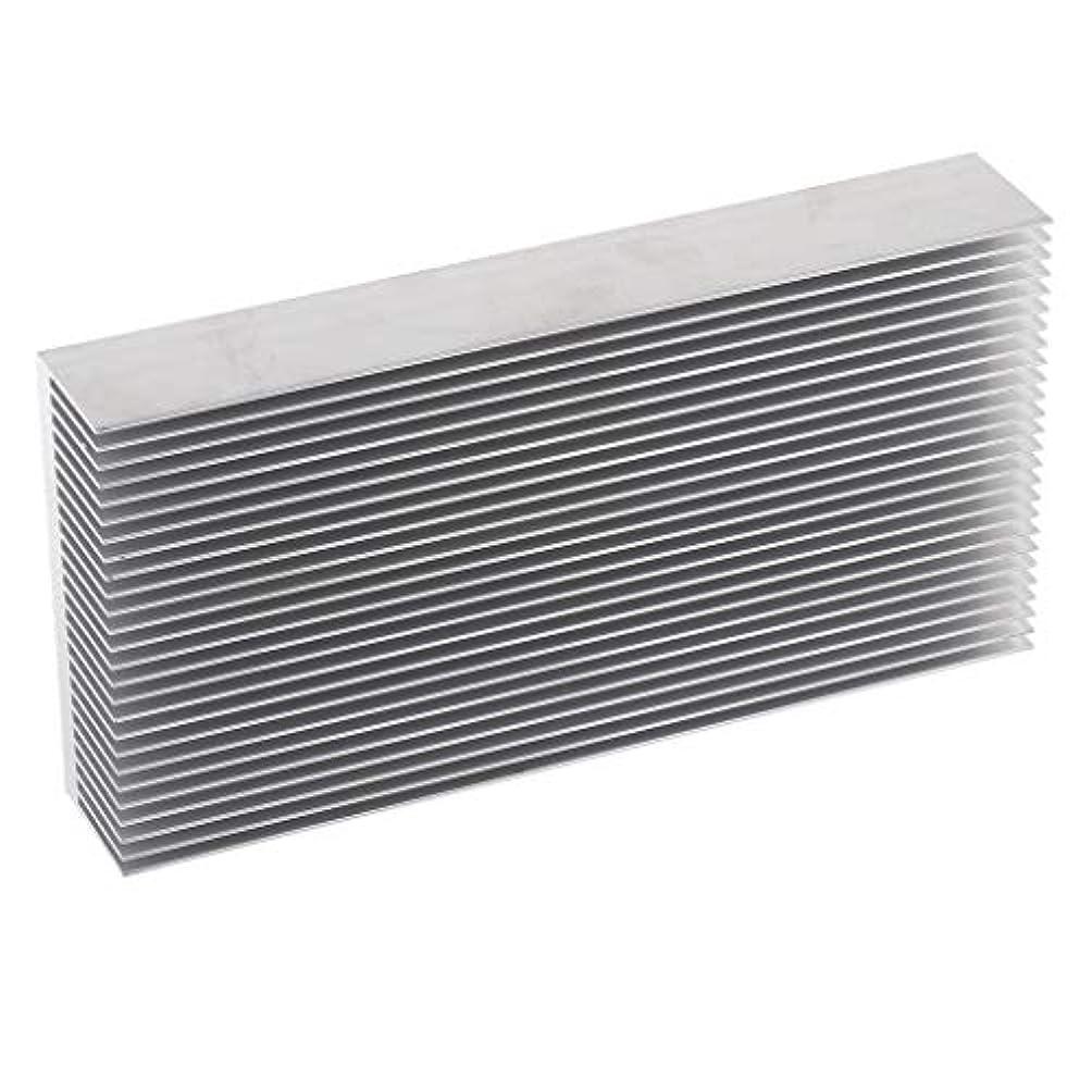 男らしさ混合ベル冷却フィン ヒートシンク CPUクーラー 高出力アンプ LED トランジスタ 半導体 アルミニウム
