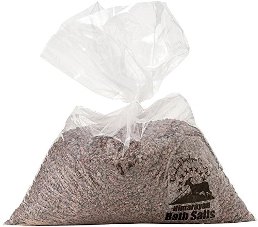 見る博物館マルクス主義者ヒマラヤ岩塩 バスソルト ブラック 小粒 5kg