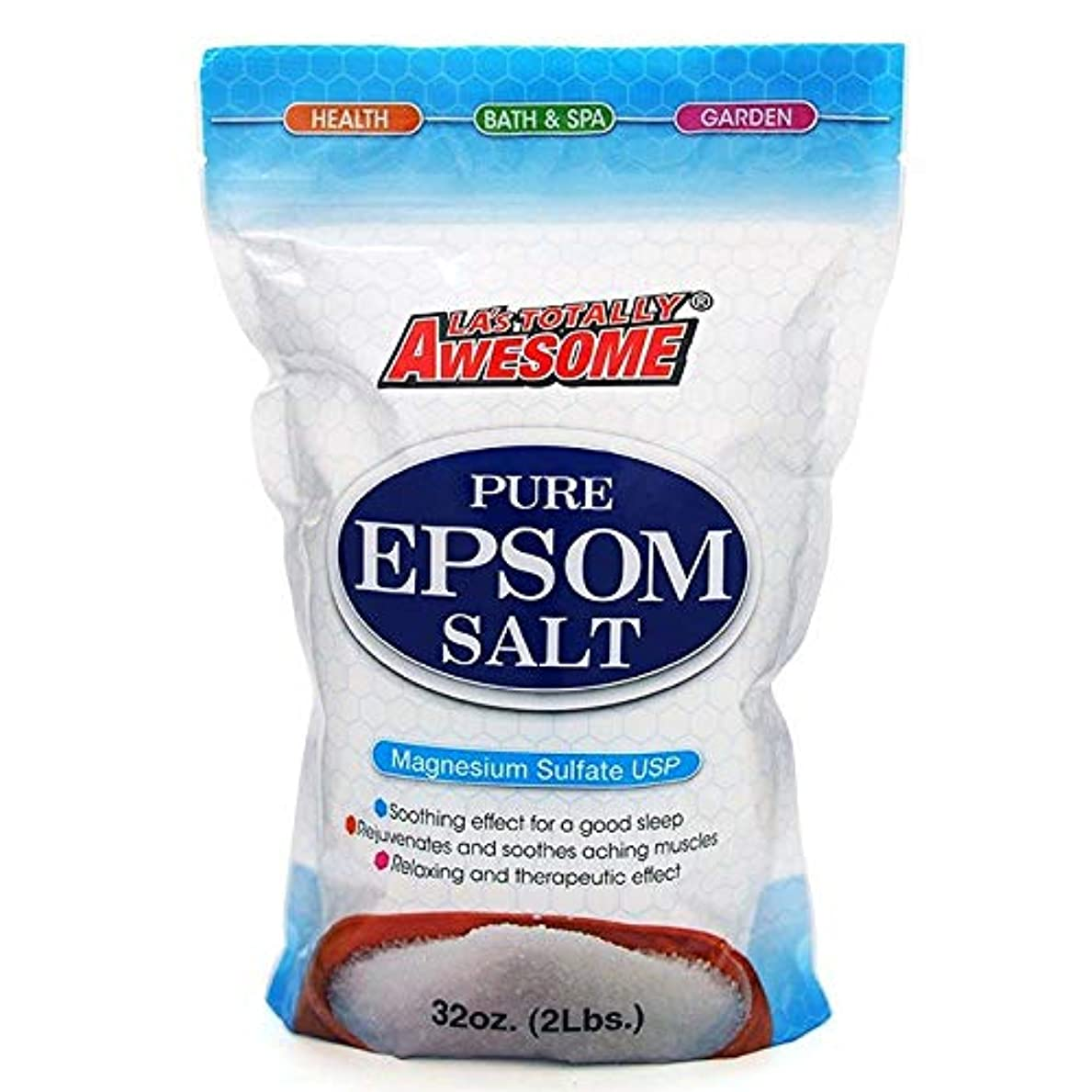 ピュー定常第四Pure Epsom Salt 907g