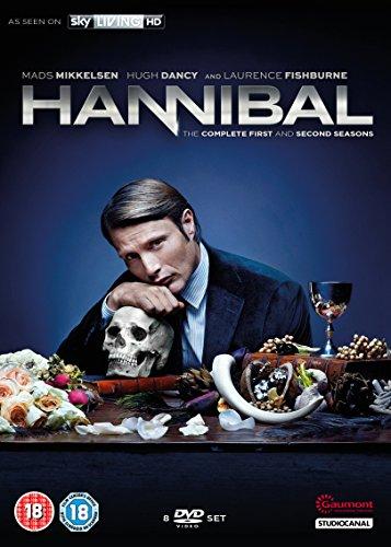 Hannibal Season1 & Season2 ハンニバル シーズン1&シーズン2 コンプリートBOX[PAL-UK][英字幕] [DVD][Import]