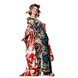 コスプレ衣装 日本舞踊 演劇 芝居 歌舞伎 コスプレ 花魁 道中大衆演劇 芸者 舞妓 和服 浴衣 扇子付き