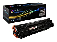 Arthur Imaging 互換トナーカートリッジ 対応機種 HPヒューレットパッカード CE285A (HP 85A) (黒インク × 1パック) 6855777