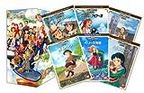 『レ・ミゼラブル 少女コゼット』発売記念 「世界名作劇場」〈完結版〉BOX Eセット[GIRLS'SELECTION] [DVD]