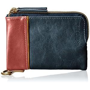 [リネーム] aid 二つ折り財布 RPG53039 NV ネイビー