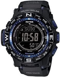 カシオ CASIO PROTREK MULTI FIELD LINE World multiband 6 Solar PRW-3500Y-1JF Men's 男性 メンズ 腕時計 【並行輸入品】