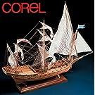 1117 木製帆船模型 コーレル SM21 ミスティック