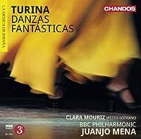 Turina: Danzas Fantasticas by Clara Mouriz (2013-02-07)