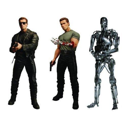 ターミネーター2/アクションフィギュア シリーズ1/T-800<MAN or MACHINE>