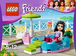LEGO レゴ フレンズ  ハッピープールサイド 3931