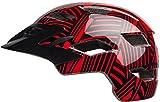 BELL(ベル) ヘルメット サイドトラック グロスレッド/ブラックシーカー UYサイズ BELL7088377