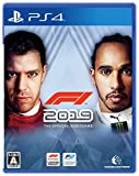 F1 2019 - PS4 【Amazon.co.jp限定】オリジナルPC壁紙 配信 同梱)