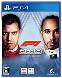 F1 2019 - PS4 (【初回封入特典】アニバーサリーエディション ダウンロードコード(「Ferrari F10」と「McLaren MP4-25」が使用出来るダウンロードコード) 同梱)