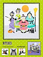 Amy Bradley Designs ABD285 Witches Quilt Pattern,