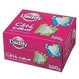 Daddy(ダディ) トランプホワイトシュガー 角砂糖500g