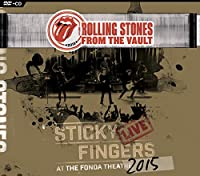 STICKY FINGERS LIVE AT THE FONDA THEATRE [CD+DVD]