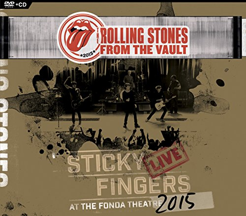 From The Vault - Sticky Fingers: Live At The Fonda Theater 2015 (CD+DVD)