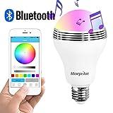 Morpilot スマートLED電球ワイヤレススピーカー Bluetooth4.0対応