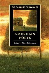 The Cambridge Companion to American Poets (Cambridge Companions to Literature) (English Edition)