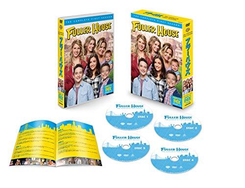 フラーハウス <ファースト・シーズン>コンプリート・ボックス(4枚組) [DVD]の詳細を見る