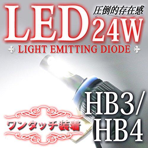 IMPRESSION LED HB4 5300lm 2COB プリメーラ H13.1~P12 ヘッド