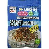 永谷園 A-Label ふりかけ おかか 30g