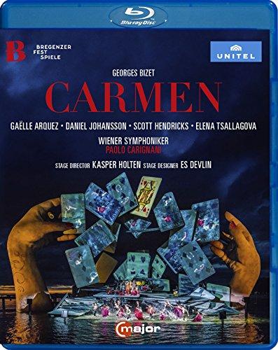 ビゼー : オペラ 「カルメン」 (全4幕) (Georges Bizet : Carmen / Wiener Symphoniker | Paolo Carignani) [Blu-ray] [輸入盤] [日本語帯・解説付]