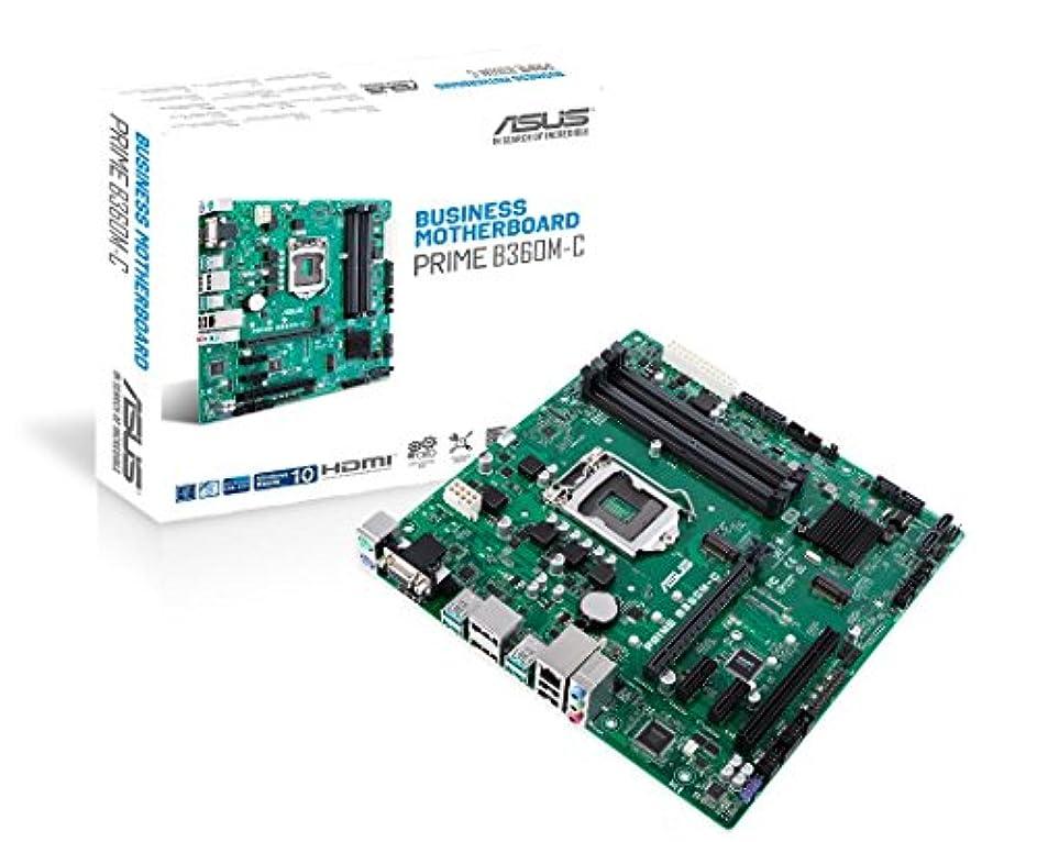 アマゾンジャングルバインド砂Asus Prime b360 m-c/CSM lga1151 (300シリーズ) ddr4 DP HDMI VGA M。2 mATXマザーボード