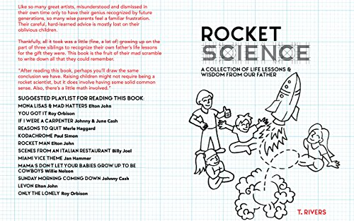 Rocket Science: A Collection of Life Lessons & Wisdom From Our Father (English Edition)