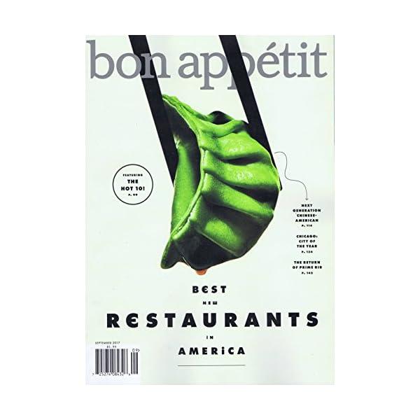 Bon Appetit [US] Septemb...の商品画像