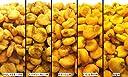 黒田屋 ジャイコーン 5種お試しセット 各70g 旨塩味 からしマヨネーズ味 ポタージュ味 ピリッと辛口味 スパイシーカレー味 合計350g ジャイアントコーン