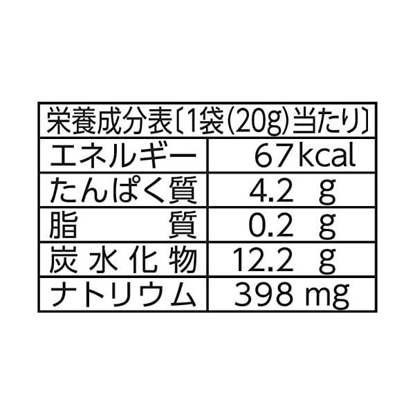 なとり JUSTPACK糸柳焼かまぼこ 20g...の紹介画像4