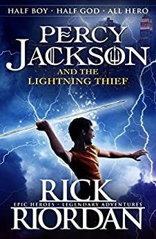 Percy Jackson and the Lightning Thief (Book 1) (Percy Jackson And The Olympians) by [Riordan, Rick]