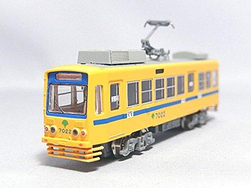 Nゲージ NT91 東京都電 7000形 「更新車」 旧塗装 2005