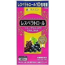 ファイン レスベラトロール 30日分(1日6粒/180粒入)