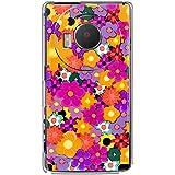 CaseMarket 【ポリカ型】 docomo LUMIX Phone P-02D ポリカーボネート素材 ハードケース [ ブリリアント フラワー Vivid ]