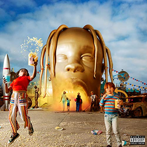 ASTROWORLD [CD]