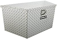 Buyers トレーラー タンアルミ ツールボックス 21 in. (Front Width) シルバー 1701380