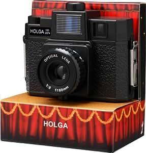 【HOLGA120GCFN】 120フィルムホルガ/カラーフラッシュ付・ガラスレンズ(PowerShovel)