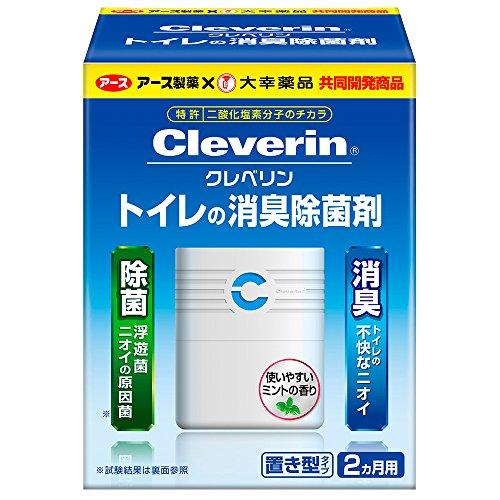 アース製薬 クレベリン トイレの消臭除菌剤 100g