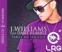 Takes me higher [Single-CD]