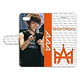 iPhone8/7 手帳型ケース 【西島隆弘】 091